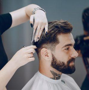 coiffure messieurs