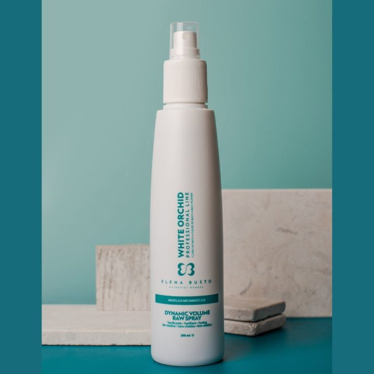 White Orchid Dynamic Volume